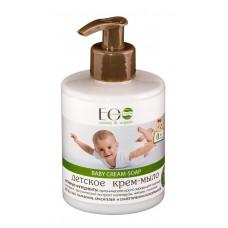 EcoLab Детское крем-мыло Baby cream-soap 300 мл