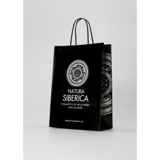 Пакет подарочный Natura Siberica 33*24 см
