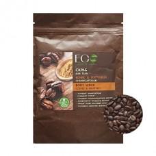 EcoLab Скраб для тела лимфодренаж Кофе и горчица 40 г