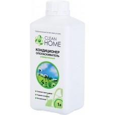Clean Home Кондиционер-ополаскиватель для белья с ароматом альпийских лугов 1 л