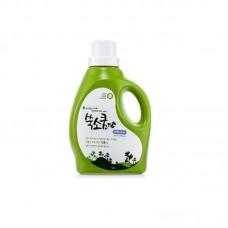 Ssook Soo Qoom Стиральный жидкий порошок в бутылке Soo Qoom Liquid Laundery Detergent 1,8 л