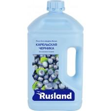 RusLand Гель для стирки Карельская черника для всех типов темных тканей 2,5 л