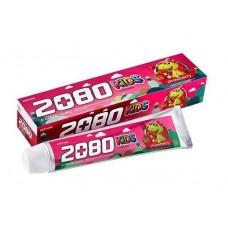 KeraSys Зубная паста Детская клубника DC 2080 KIDS Strawberry 80 гр