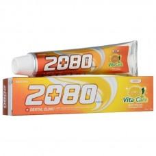 KeraSys Зубная паста DС 2080 Vita Care Coenzyme Q10 витаминый уход с фтором 120 гр