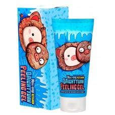 Elizavecca Витаминный пилинг-скатка для тусклой кожи Milky Piggy Hell Pore Vitamin Brightturn Peeling Gel