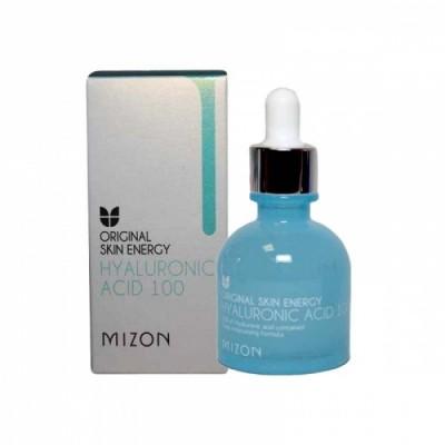 Mizon Сыворотка для лица с гиалурновой кислотой Hyaluronic Acid 100 объем 30 мл