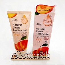 Ekel Пилинг-скатка с экстрактом абрикоса Apricot Natural Clean Peeling Gel