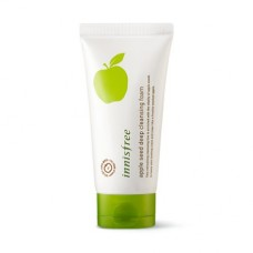 Innisfree Очищающая пенка с экстрактом яблока Apple Seed Deep Cleansing Foam