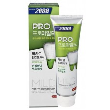 KeraSys Зубная паста DС 2080 Мягкая защита для чувствительных зубов и десен 125 гр