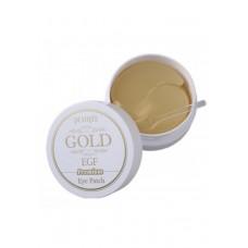 Petitfee Гидрогелевые патчи с коллоидным золотом и EGF Premium Gold & EGF Hydrogel Eye Patch