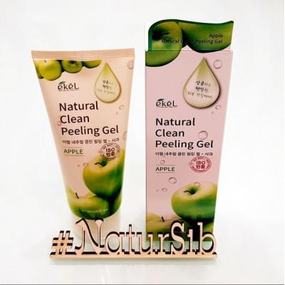 Ekel Пилинг-скатка с экстрактом яблока Apple Natural Clean Peeling Gel