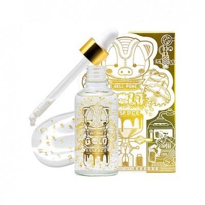 Elizavecca Сыворотка с золотом Milky Piggy Hell-Pore Gold Essence 50 мл