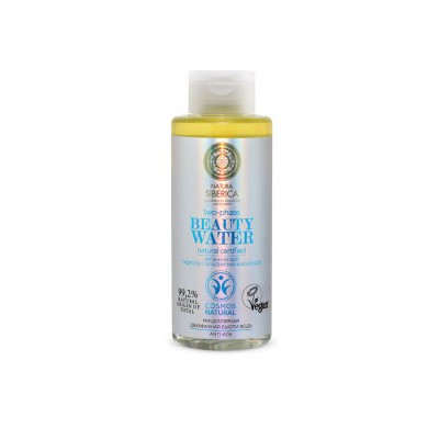 Natura Siberica Cosmos Natural Мицеллярная двухфазная бьюти вода Two-phase beauty water 300 мл