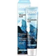 KeraSys Зубная паста DС 2080 Pure Mountain Salt Гималайская соль, мятный вкус 120 гр