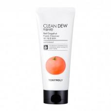 Tony Moly Пенка для умывания с экстрактом красного грейпфрута Clean Dew Red Grapefruit Foam Cleanse