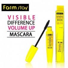 FarmStay тушь для объема ресниц Visible Difference Volume Up Mascara 12 гр