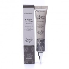 Крем для глаз с коллагеном 3W Clinic Collagen Eye Cream Whitening 40 мл<br />