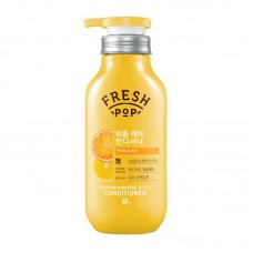 Fresh Pop Бальзам против перхоти Fresh Mandarine & Yuza Conditioner 500 мл