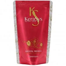 KeraSys Кондиционер ЗАПАСКА Oriental Premium восстановленные волосы и укрепленные корни 500 мл