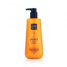 Mise en Scene Шампунь для поврежденных волос Perfect Serum Shampoo 7 масел 680 мл