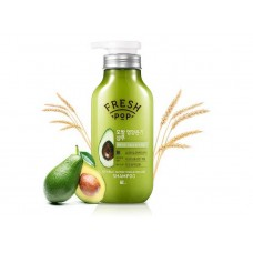 Fresh Pop Шампунь питательный Double Nutrition Avocado Shampoo 500 мл
