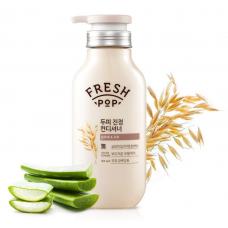Fresh Pop Шампунь увлажняющий с овсом Pure aloe & oat Shampoo 500 мл