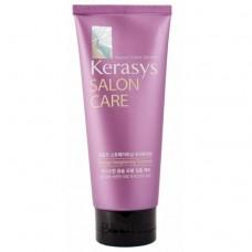 KeraSys Маска Salon Care гладкость и блеск для волос, туба 200 мл