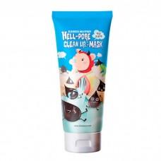 Elizavecca Очищающая маска для лица Hell Pore Clean Up Mask