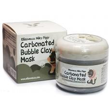 Elizavecca Пузырьковая глиняная маска Milky Piggy Carbonated Bubble Clay Mask 100 мл