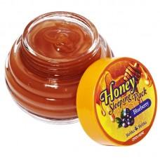 Holika Holika Ночная маска с медом и экстрактом черники Honey Sleeping Pack Blueberry Honey