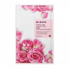 Mizon Маска для лица тканевая c розой Joyful Time essence mask ROSE 23 гр