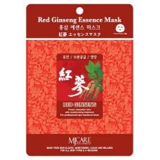 Mijin Essence Mask Маска тканевая для лица (23гр) женьшень