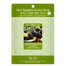 Mijin Essence Mask Маска тканевая для лица (23гр) olive squalane