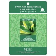 Mijin Essence Mask Маска тканевая для лица (23гр) алое
