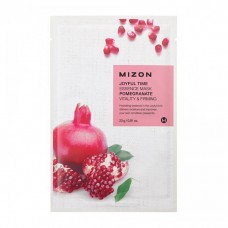 Mizon Маска для лица тканевая c гранатом Joyful Time essence mask POMERGRANATE 23 гр