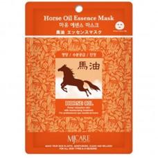 Mijin Essence Mask Маска тканевая для лица (23гр) лошадиный жир