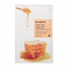 Mizon Маска для лица тканевая c маточным молочком Joyful Time essence mask ROYAL JELLY 23 гр