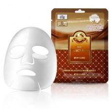 Тканевая маска с плацентой 3W Clinic Fresh Mask Sheet (23 мл) Placenta
