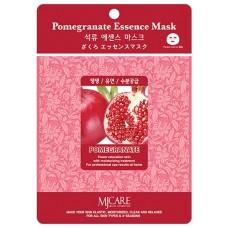 Mijin Essence Mask Маска тканевая для лица (23гр) гранат