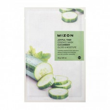 Mizon Маска для лица тканевая c огурцом Joyful Time essence mask CUCUMBER 23 гр