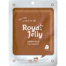 Mijin Care Mask Тканевая маска для лица маточное молочко Royal Jelly 25 гр