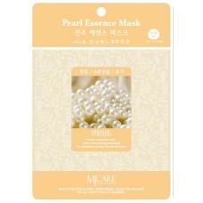 Mijin Essence Mask Маска тканевая для лица (23гр) жемчуг